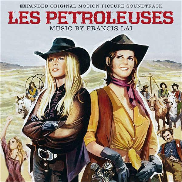 Francis Lai / Christian Gaubert Les Petroleuses