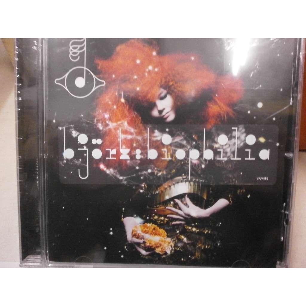 Björk Biophilia