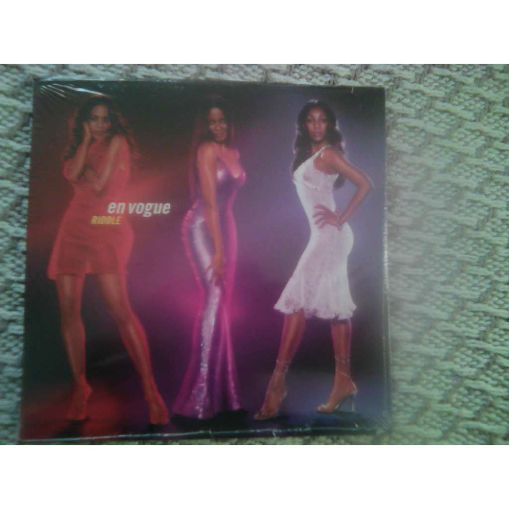 En Vogue - Riddle (CD, Maxi) En Vogue - Riddle (CD, Maxi)