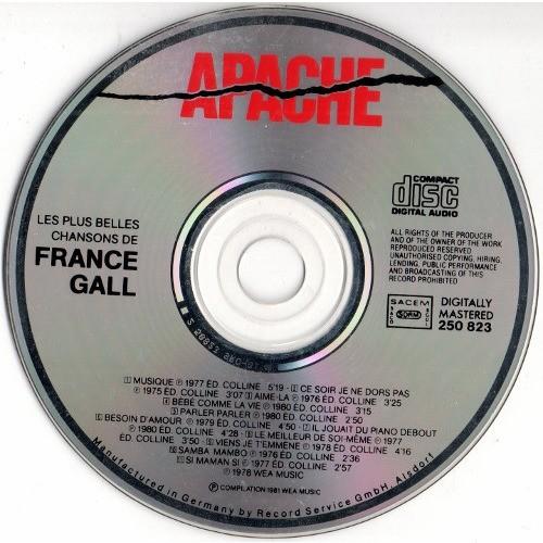 France Gall Les Plus Belles Chansons De France Gall