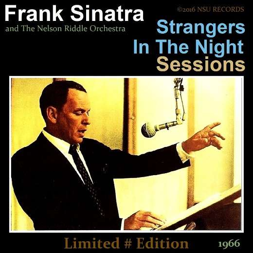 Strangers in the night sessions '66 cd de Frank Sinatra ...