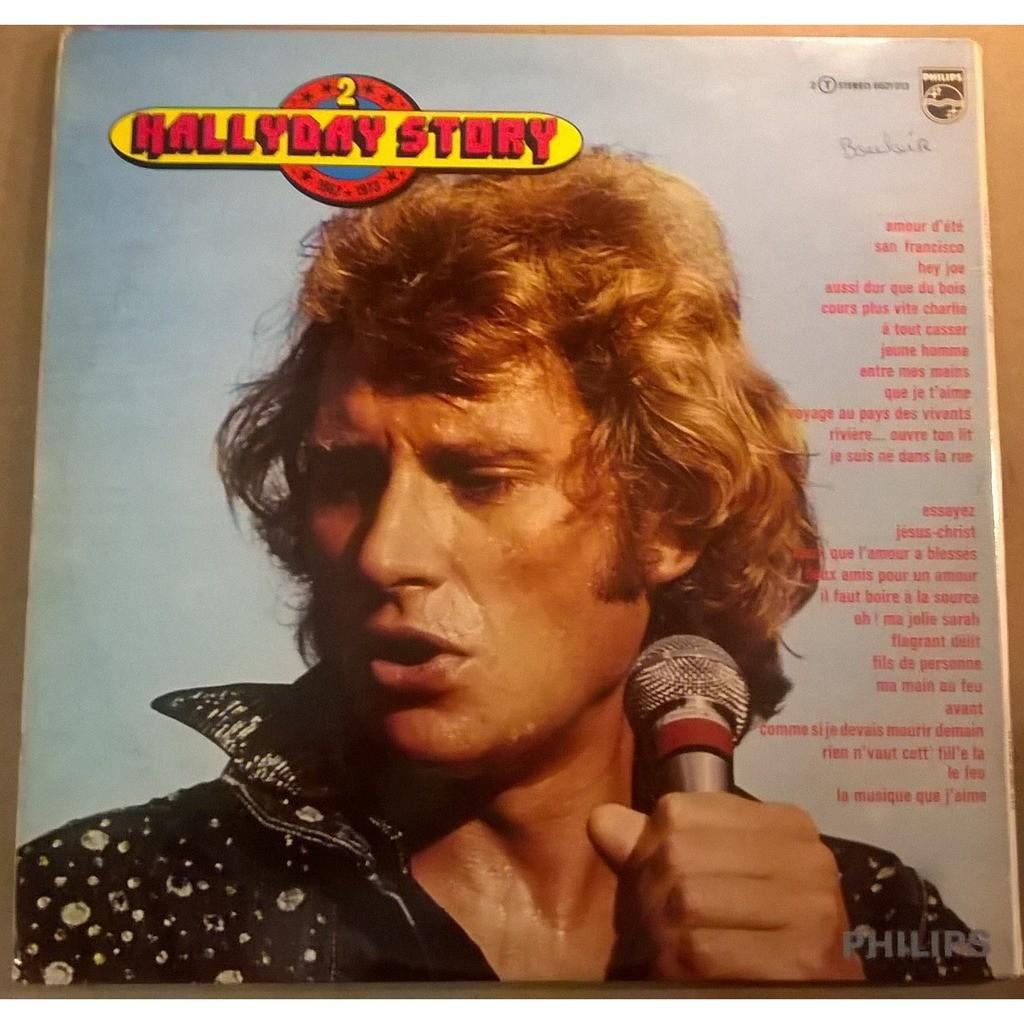 Johnny Hallyday Hallyday Story 2 / 1967- 1973