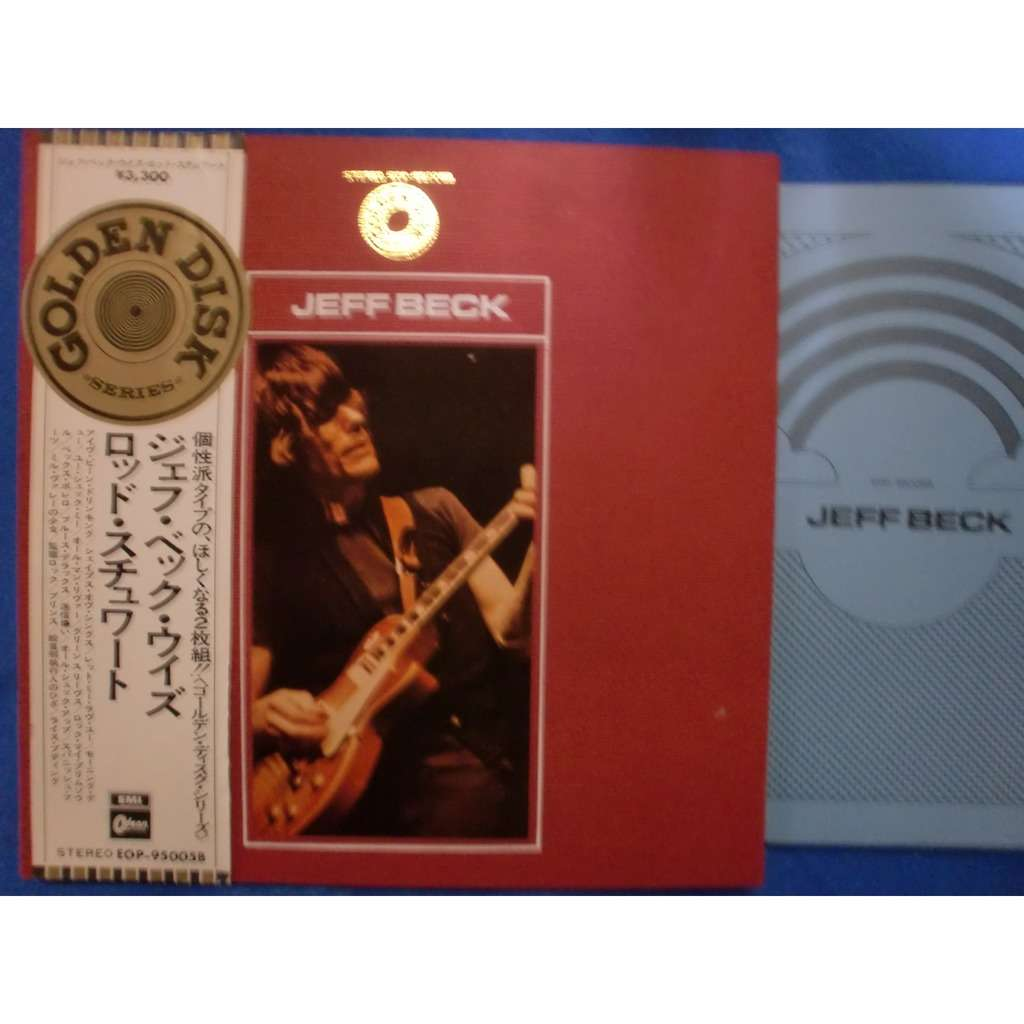 jeff beck golden disc
