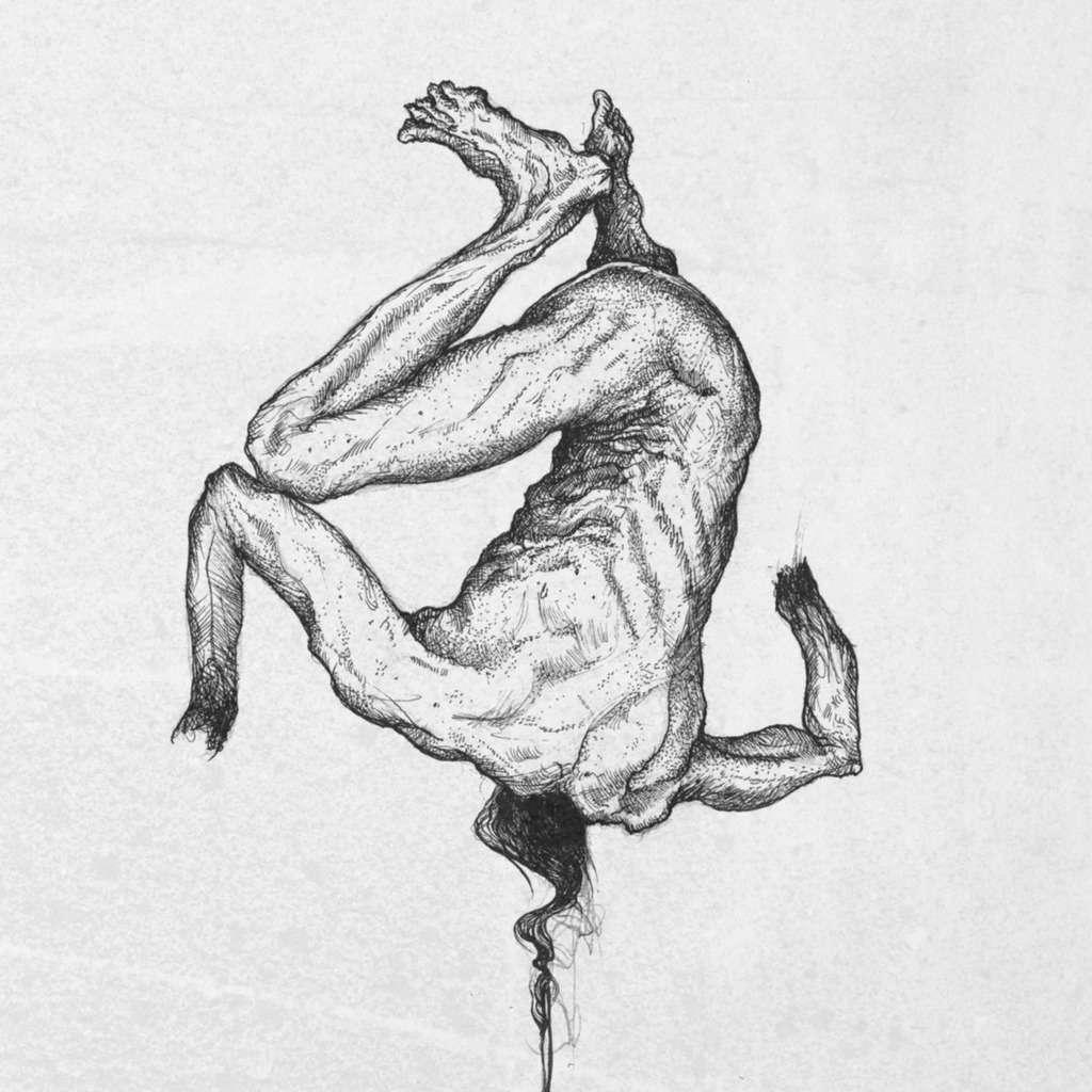 PARAMNESIA / ULTHA Split LP. Black Vinyl