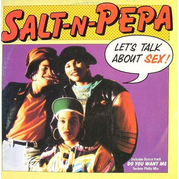 Salt lets talk about sex