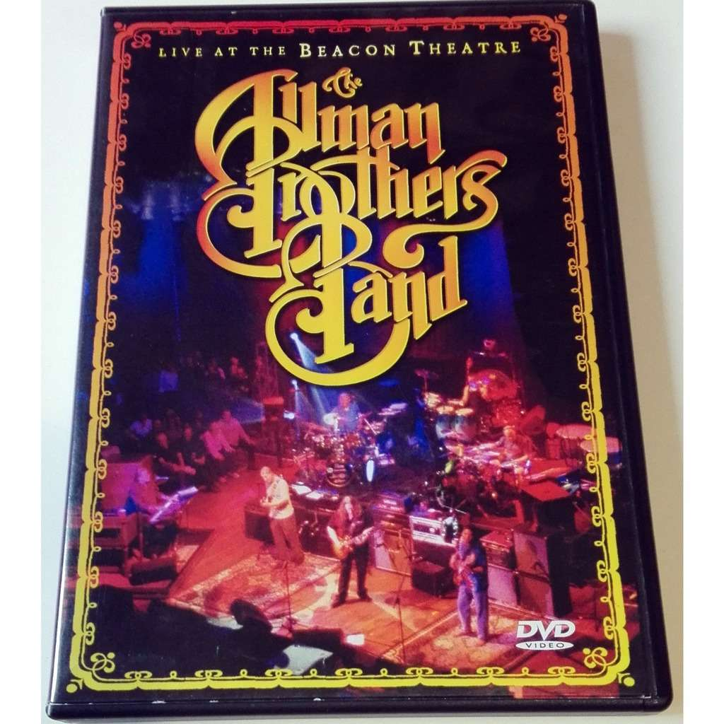 The Allman Brothers Band Live At The Beacon Theatre