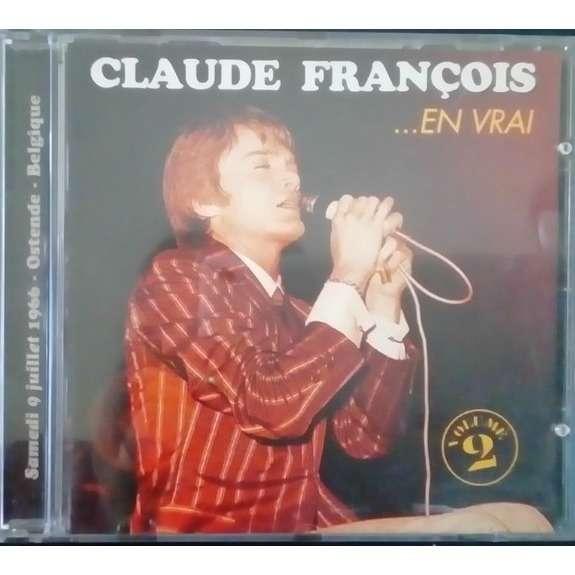 claude françois En vrai Vol 2 (ostende Belgique 1966)