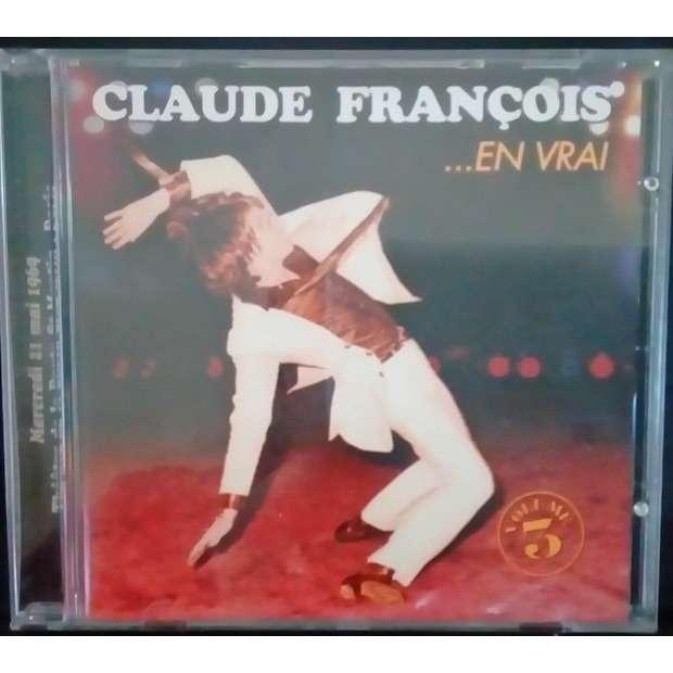 claude françois En vrai Vol 3 (théâtre de la porte Saint Martin 1969)