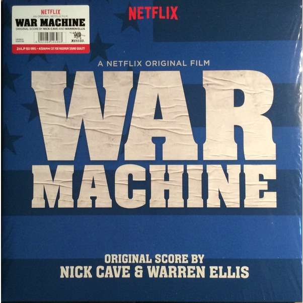 Nick Cave & Warren Ellis OST War Machine (A Netflix Original Film Soundtrack)