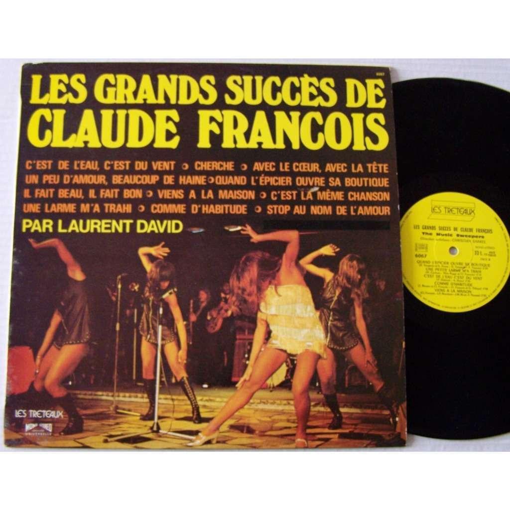 THE MUSIC SWEEPERS ( CLAUDE FRANCOIS ) stop au nom de l'amour