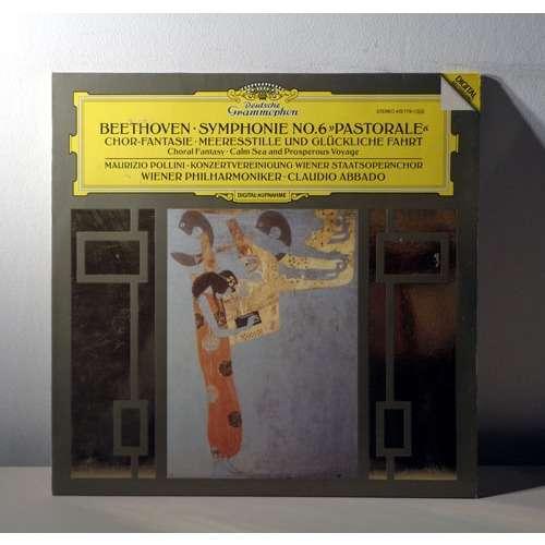 CLAUDIO ABBADO & MAURIZIO POLLINI BEETHOVEN Symphonie n°6 & Chor fantasie & Calm sea prosperous voyage