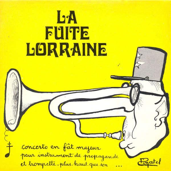Serge Goudoumine La fuite Lorraine
