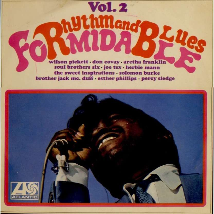 various artists rythm and blues formidable Vol. 2