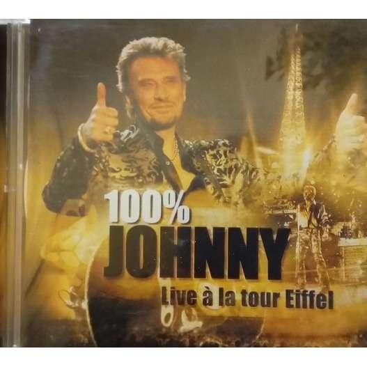 JOHNNY HALLYDAY 100 % LIVE A LA TOUR EIFFEL.Eu