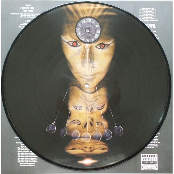 System of a down Mezmerize Picture Disc