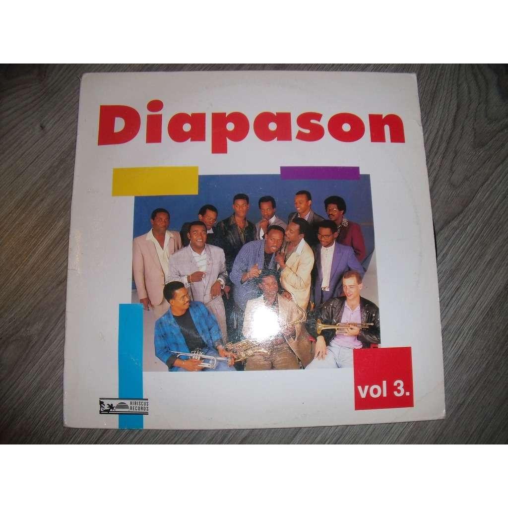 DIAPASON VOL 3