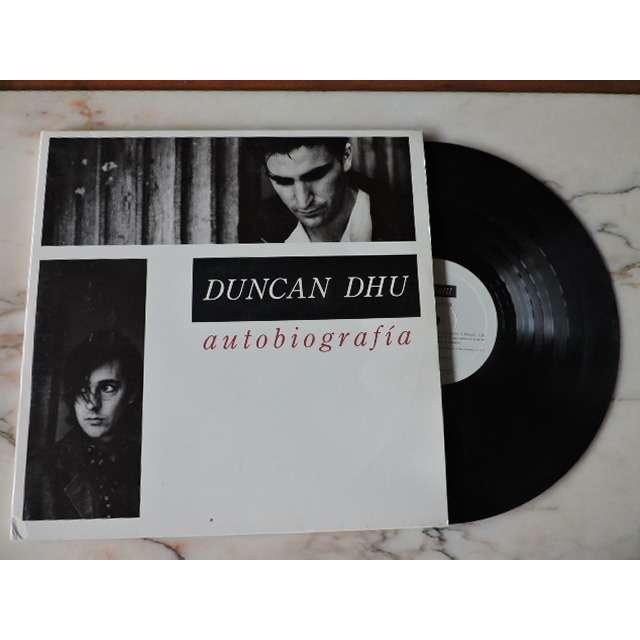 autobiografia de duncan dhu