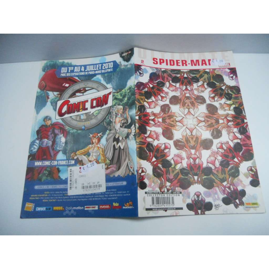 Ultimate Spider-Man collector N° 2 Ultimate Spider-Man collector N° 2