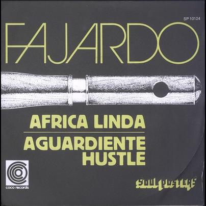 Fajardo Africa linda / aguardiente hustle