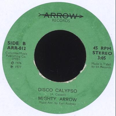 mighty arrow disco calypso / non stop music