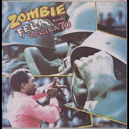 fela kuti & afrika 70 zombie (compilation)
