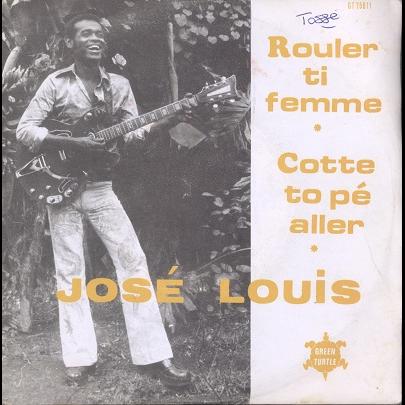 José Louis, Marclaine et son ensemble Rouler ti femme / cotte to pé aller