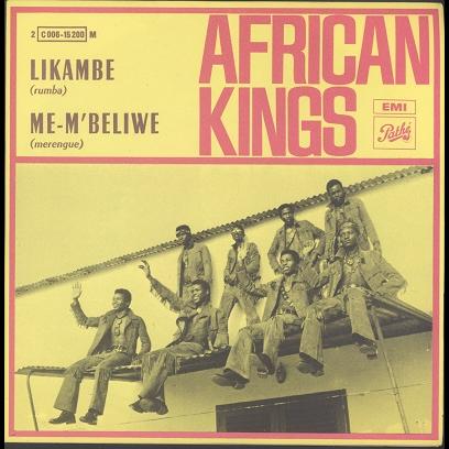 African Kings Likambe / me-m'beliwe