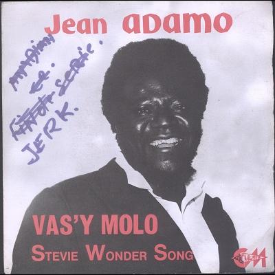 Jean Adamo Vas'y molo / Stevie Wonder song