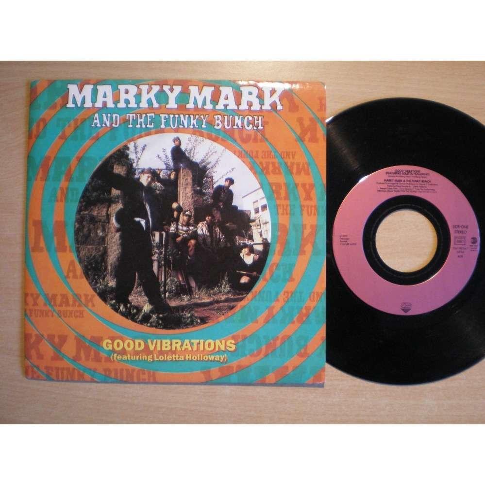 Marky Mark And The Funky Bunch Loletta Holloway Good Vibrations