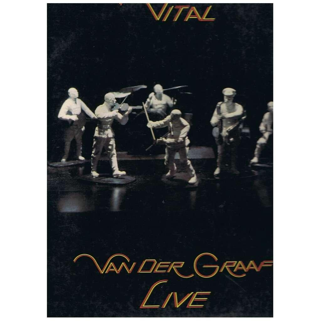 VAN DER GRAAF VITAL LIVE