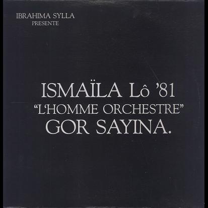 Ismaila Lo Gor Sayina