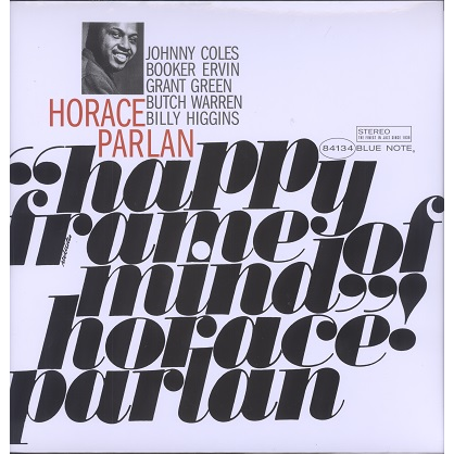 Horace Parlan happy frame of mind