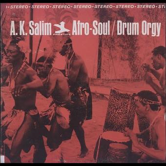 A.K. Salim Afro-Soul / Drum orgy