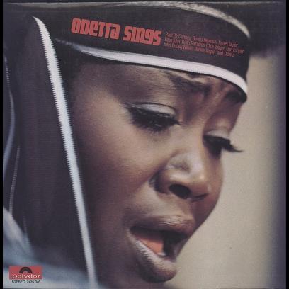 Odetta Odetta sings