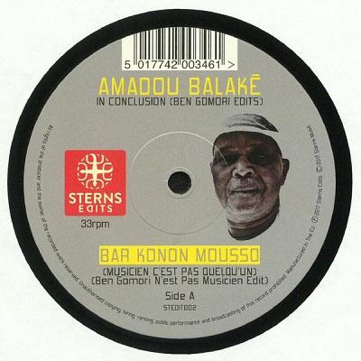Amadou Balaké Ben Gomori edits
