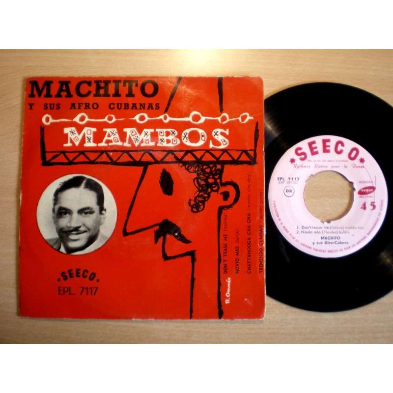 Machito Y Sus Afro Cubanas Mambos - Don't Tease me +3