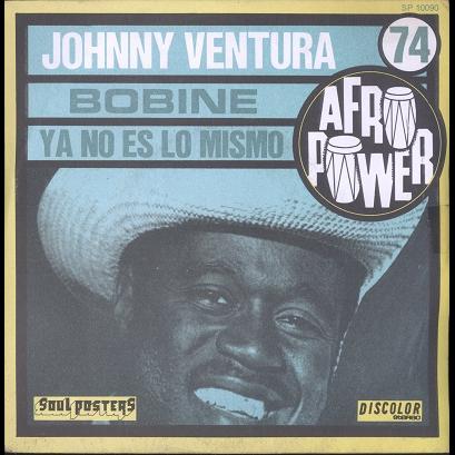 Johnny Ventura Bobine
