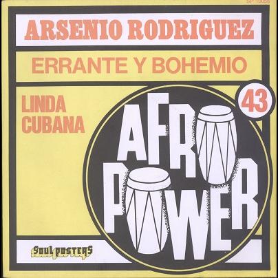 Arsenio Rodriguez Errante y Bohemio