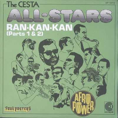 The Cesta All-Stars Ran-kan-kan