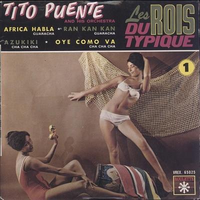 Tito Puente Les rois du typique 1