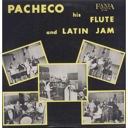 Johnny Pacheco His flute and latin jam