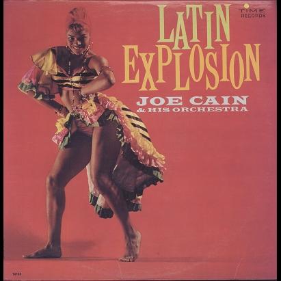Joe Cain Latin explosion