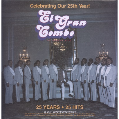 El Gran Combo 25 years - 25 hits