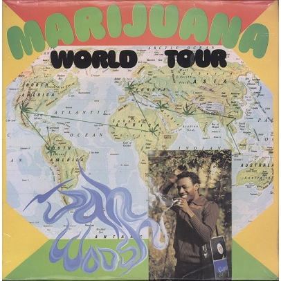 Jah Woosh Marijuana world tour