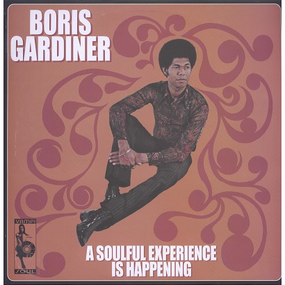 Boris Gardiner A Soulful Experience Is Happening (compilation)