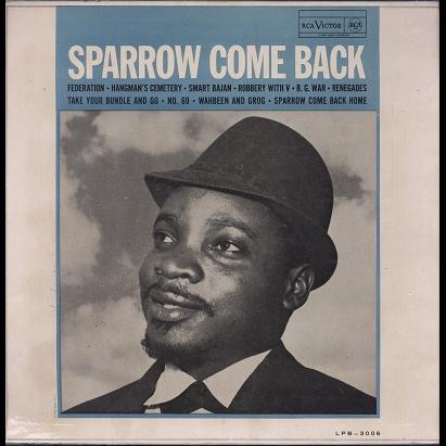 Sparrow Sparrow come back