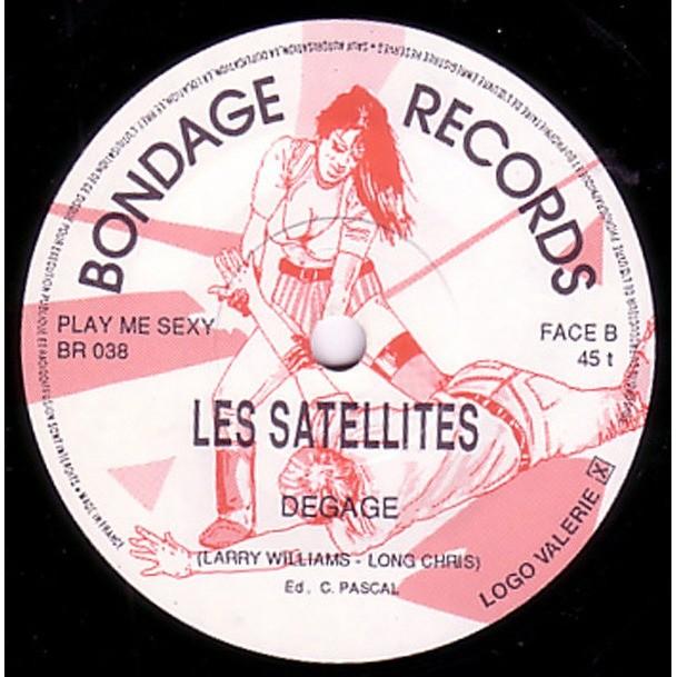 Les Satellites Les Américains / Dégage