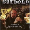 BATHORY - In Memory Of Quorthon (lp) - 33T