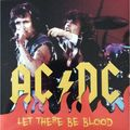 AC/DC - Let There Be Blood (lp) Ltd Edit Colored Vinyl -E.U - 33T