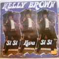 KELLY BROWN - Sisi kwa sisi - LP